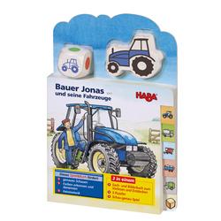 Bauer Jonas und seine Fahrzeuge